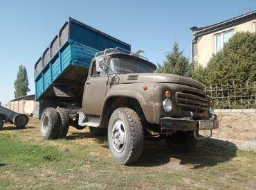 ЗИЛ - Кыргызстан: ЗИЛ 6 л. 1991 | 555555 км