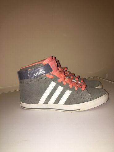 Ženska patike i atletske cipele | Pirot: Adidas duboke patike, nošene par puta i oprane, ne odgovaraju mi jer