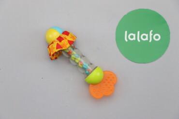 Игрушки - Украина: Дитяче брязкальце-прорізувач     Довжина: 16 см  Стан дуже гарний