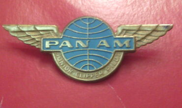 Značke, ordeni i medalje | Srbija: Pilotska oznaka PAN AM Junior Clipper Pilot