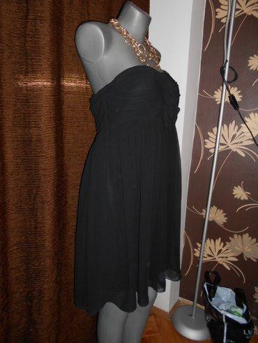 Nemacka nova top haljinica sa postavom odozdo i zadnjim delom duzim, - Nis