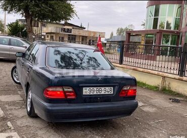 brilliance m2 1 8 at - Azərbaycan: Mercedes-Benz E 200 1999   350000 km