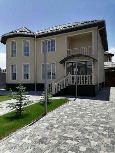 Недвижимость - Кок-Джар: 325 кв. м, 8 комнат, Утепленный, Теплый пол, Бронированные двери