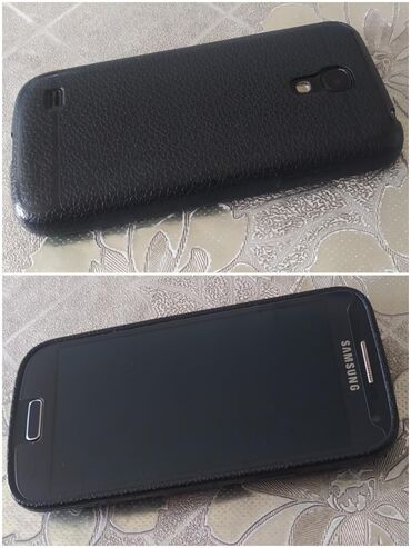 Samsung galaxy s4 mini - Азербайджан: Б/у Samsung I9190 Galaxy S4 Mini 8 ГБ Черный
