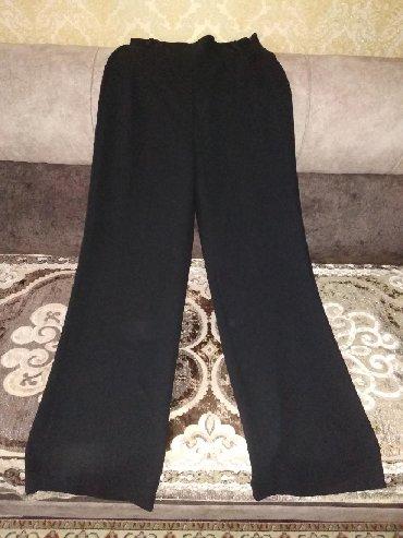 мужские черные брюки в Кыргызстан: Женские брюки Zara M