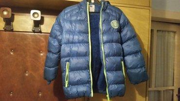 Dečije jakne i kaputi | Negotin: Muska decija jakna velicina 12sa unutrasnje strane krzno. Jako topla