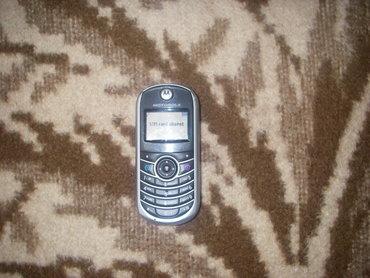 Motorola startac 70 - Srbija: Motorola c139 radio na mts mrezi ostlo nisam testiro ide bez