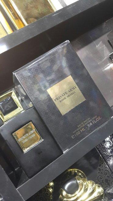 Bakı şəhərində Armani prive rose arabia Etir duxi parfum