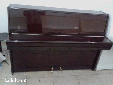 Bakı şəhərində Kiçik ölçülü yeni retrof pianosu satılır. Piano yenidir ve tam