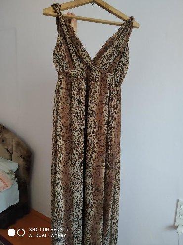 длинное платье в пол в Кыргызстан: Платье новое длинное в пол размер 44 уступлю