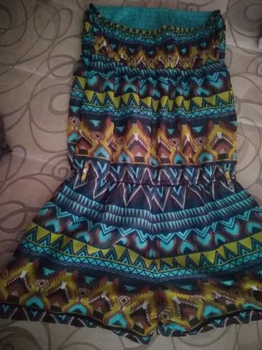 Ženska odeća | Boljevac: Sareni kombinezon s vel. NEMA ostecenja. Fixna cena