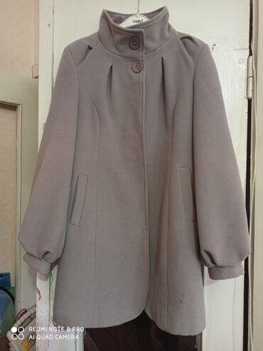 Пальто турецкое, подарили, но не подошёл размер, размер 46