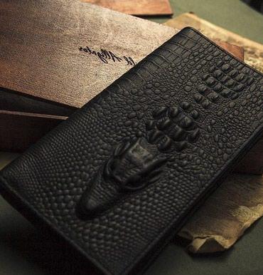 шикарнейшая распродажа сумок в Кыргызстан: Распродажа кожаных портмоне wild alligator Кожаное портмоне Wild