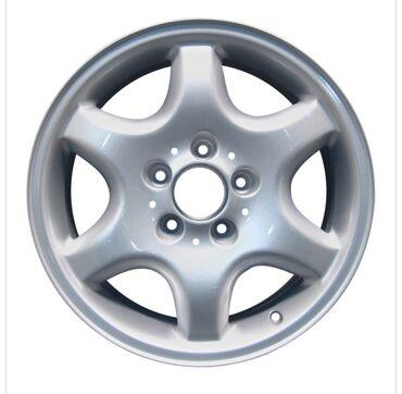 диски литые r16 5х 114 3 в Кыргызстан: Mercedes R16 Sport W208, W202, W203! В идеальном состоянии! Геометрия
