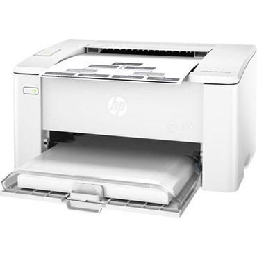 Bakı şəhərində Hp Laserjet Pro M102a Printer
