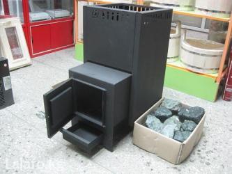 Продаю банную дровяную печь (котел) в Бишкек