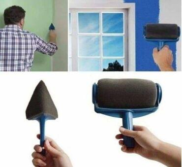Ostalo za kuću   Kikinda: Valjak za krečenje Paint Roller VECI SET1800Valjak za krečenje Paint