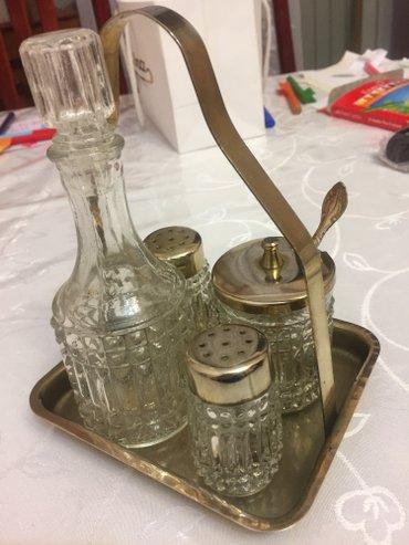 Bakı şəhərində 1950-ci illerin edava qabi ( nar werab, xardal , duz ve istiot) cox- şəkil 3