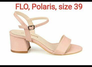 Новые босоножки Flo. Polaris. Турция. Размер 39. Продаю ниже