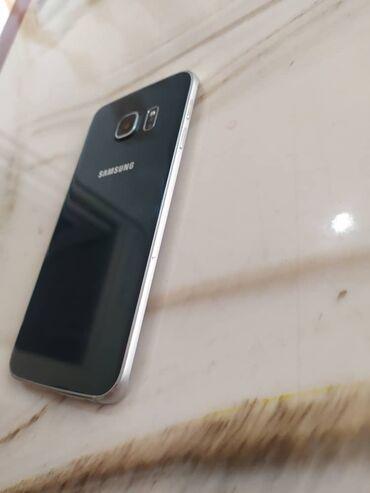 samsung s6 32gb в Кыргызстан: Б/у Samsung Galaxy S6 Edge 32 ГБ Зеленый