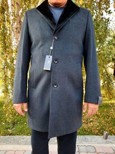 Пальто - Бишкек: Мужское кашемировое пальто