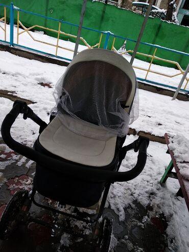 платье в пол лето в Кыргызстан: Продаю прогулочную Каляску 2в1, Зима лето, Фирма Эмили. В хорошем