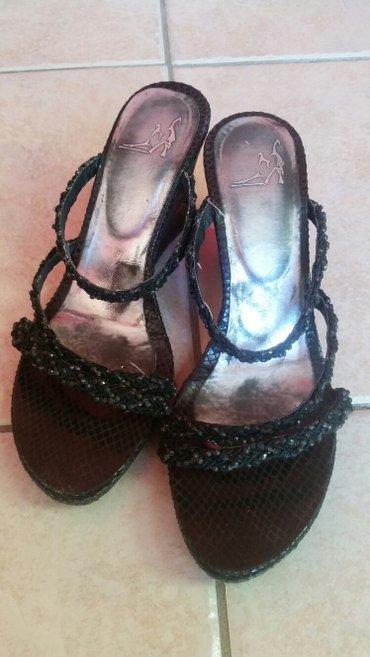 Prelepe unikatne papuce,rucni rad,broj 37,bez ostecenja!Veoma su - Subotica