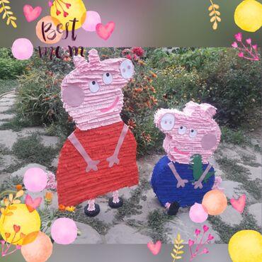 Другие товары для детей в Токмак: Объемные фигуры и цифры на Ваш праздник!