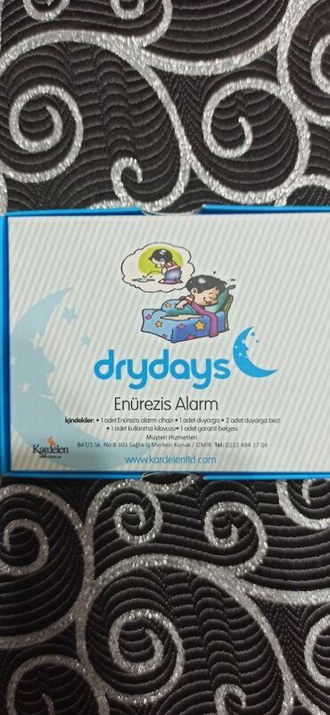 - Azərbaycan: Uşaqların gecə yerini isladanda ayıldan cihaz. Enurez xəstələri üçün