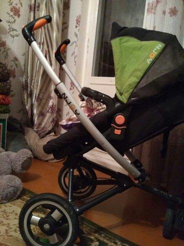 продаю Российскую детскую коляску 2в1 срочно! г. Кара-Балта в Кара-Балта