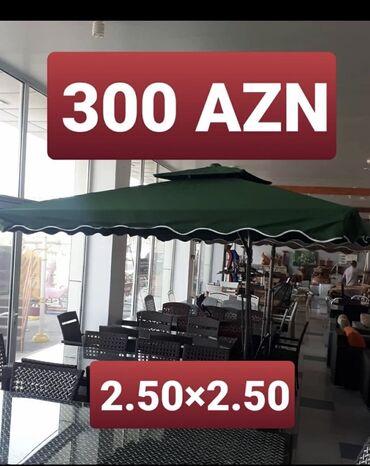 Bağ üçün çətirlər - Azərbaycan: Cetir ZontikTurkiye,Rusiya,Belarusiya,Yerli istehsal mallarAlways