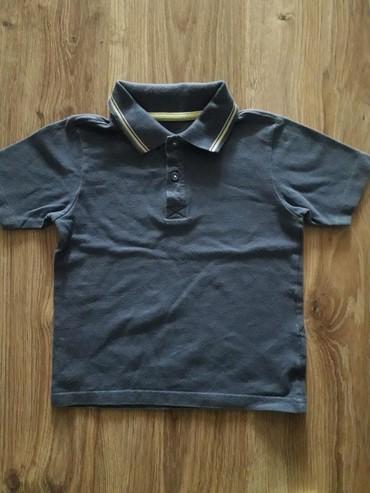 где купить ткань для мебели в Кыргызстан: Рубашки поло на мальчика 4-5 лет (рост 110 см) Состояние отличное