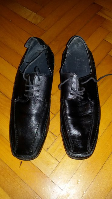 Cipele muske elegantne kozne broj 44 obuvena samo za svadbu. Placene - Kraljevo
