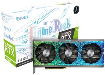 Palit GeForce RTX 3080 Ti GameRock 12Gb (NED308T019KB-1020G)Продаются