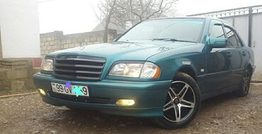 nemes avcarkasi - Azərbaycan: Mercedes-Benz C 180 1.8 l. 1998 | 339857 km