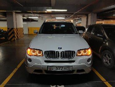 стекло зеркала в Кыргызстан: BMW X3 2007