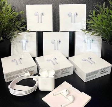 ▶ Mehsul adi: Apple AirPods 2 Wireless 1•1 Original Copy▶ Original