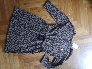 Duks haljina - Crvenka: NOVO. H&M, haljinica, vel. 4-6