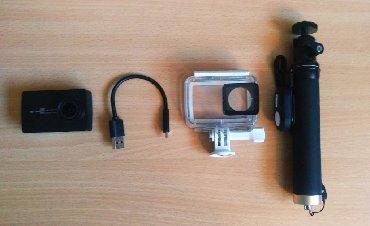 Elektronika | Futog: Xiaomi YI 4K akciona kamera sa kutijom za podvodno snimanje, kablom za