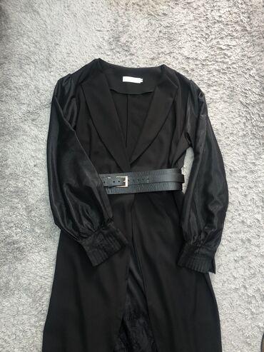 Продаю платье размер M-L, с ремнём регулируется, рукава полупрозрачные