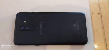 samsung a6 2018 qiymeti bakida в Азербайджан: Б/у Samsung Galaxy A6 Plus 32 ГБ Черный