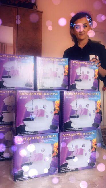 машина-сатылат-ош в Кыргызстан: Г.ош. Мини швейная машинка сатылат!!!! Доставка бар