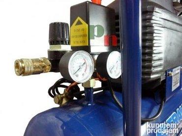 Kompresor straus - austria 25l i 50l, povoljno! Kompresor 25l    cena - Subotica