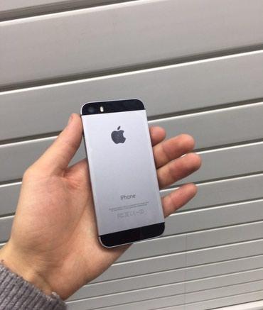 Iphone 5s 16 гб сос идалный каробка нету еще в Ош