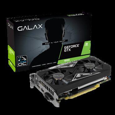 GTX1650 EX PLUS 1-Click OC 4GB GDDR6 128bit 1635Mhz, 12000Mhz DUAL Fan