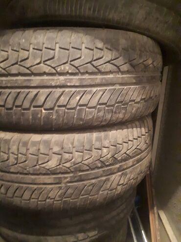 шины б у 13 радиус в Кыргызстан: Продаю летние шины, не дорого,размер 18 разнопарки