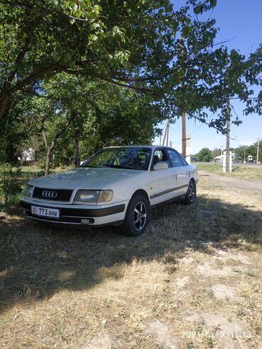 Транспорт - Орловка: Audi S4 2 л. 1991