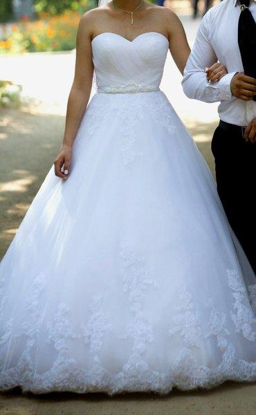 свадебное украшения в Кыргызстан: Свадебное платье одевалось, как положено, один раз ☺ с украшениями