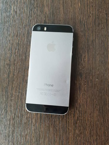 IPhone 5s Space Gray в Бишкек