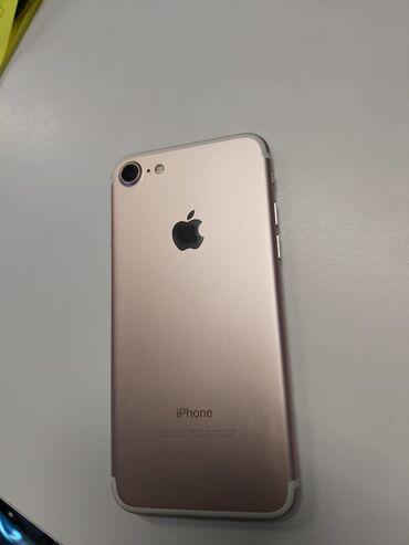 Ag gelinlik - Azərbaycan: İşlənmiş iPhone 7 32 GB Cəhrayı qızıl (Rose Gold)